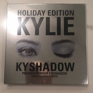 KYLIE KYSHADOW HOLIDAY 2016 PALETTE